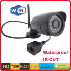 camera de surveillance ip wifi video securite HD 720p Wi-Fi extérieur
