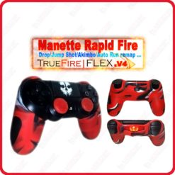 manette rapid fire ps4 custom TrueFire