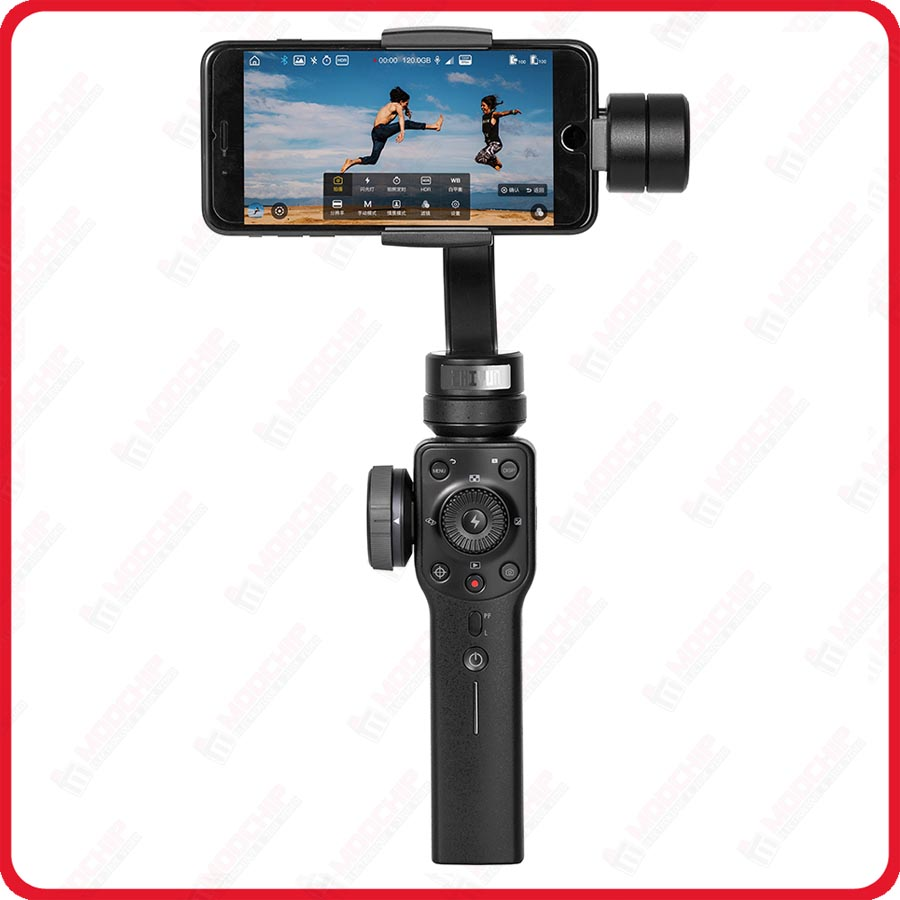 Gimbal ZHIYUN SMOOTH 4 Q Stabilisateur 3 axes pour smartphone gopro